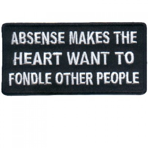 Absense Makes The Heart Want To Fondle Absense synonyms, absense pronunciation, absense translation, english dictionary definition of absense. patcheswholesale com
