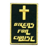 Bikers for Christ Patch 2