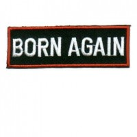 Born Again Red Patch