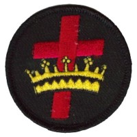 Cross-Crown Patch