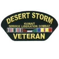 Desert Storm 3 x 5 Patch