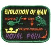 Evolution of Man Patch