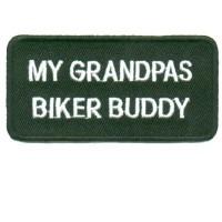 Grandpas Biker Buddy