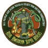 Fire Fighter Hero Sm Patch