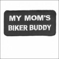 Moms Biker Buddy Patch