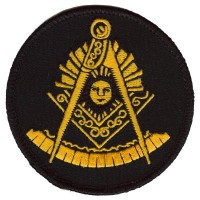 Masonic Past Master patch
