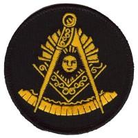 Masonic Past Master patch