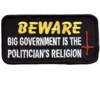 Beware Government Religion