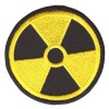 Radiation patch yellow