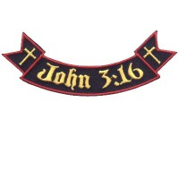Ribbon Rocker John 3-16