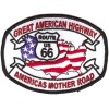 Route 66 Mother Road patch