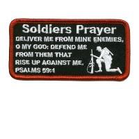 A Soldiers Prayer