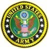 U.S. Army back patch