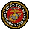 U.S. Marine back patch