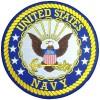 U.S. Navy Back patch