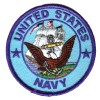 US Navy Round Patch