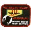 Vietnam Veterans Memorial Wall patch