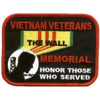 Vietnam Veterans Memorial Wall patch