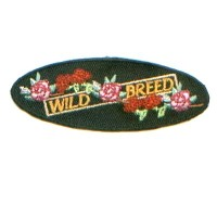 Wild Breed Flowers Oval Sm