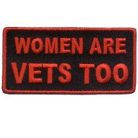 Women are Vets Too