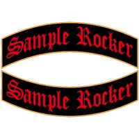 Custom 14 Inch Rocker