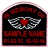 Custom Memory with Wings and Heart