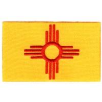 New Mexico NM Flag