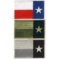 TEXAS FLAG-REVERSE