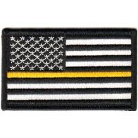 Flag-Yellow Line