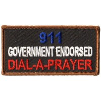 911 Government Endorsed Dial-A-Prayer