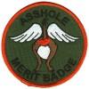 Asshole Merit Badge