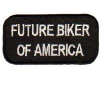 Future Biker of America Patch