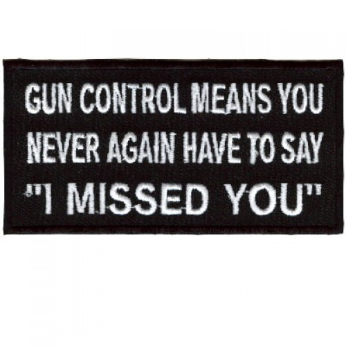 gun control now or never Conservative icon president ronald reagan also signed a compromised gun control never have happened if legislation that is before congress now.