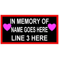 Custom Memory with small Hearts