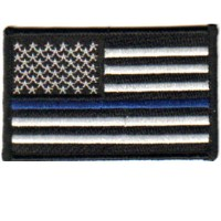 Flag- Blue Line
