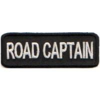 Black Road Captain patch