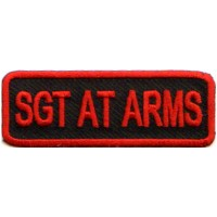Red Sgt at Arms